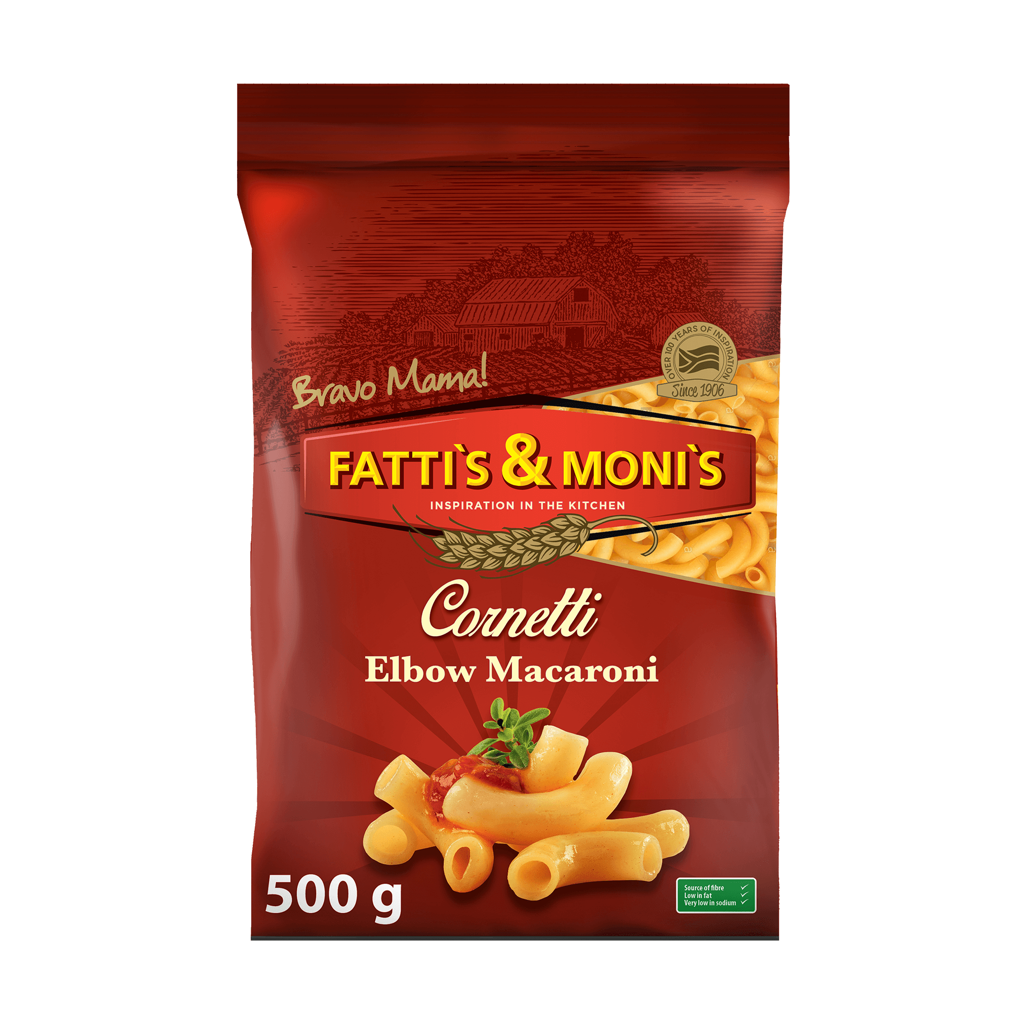 Fattis and Monis Red Cornetti